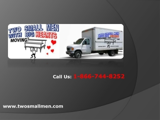 Moving Services by Redmond Movers