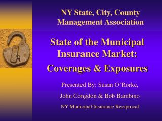 NY State, City, County Management Association
