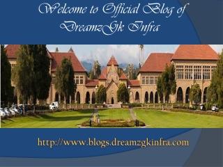 Dreamz Infra Reviews Blogs