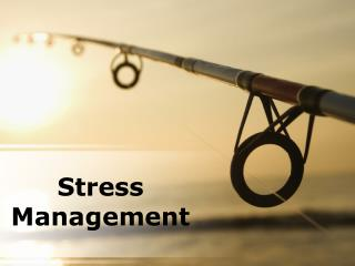 stress management (modern) powerpoint presentation content: