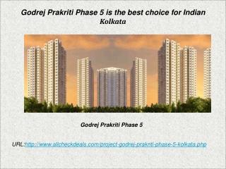 Godrej Prakriti Phase 5