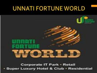 Unnati fortune world