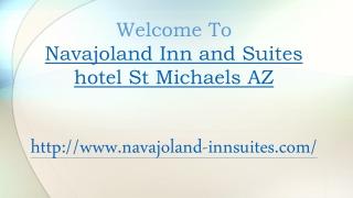 Hotel in Navajo Nation