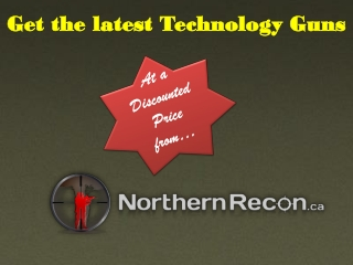 Northernrecon.ca - Airsoft Store in Canada