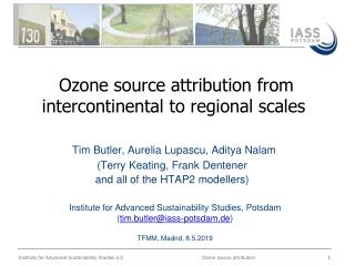 Surface Ozone Protocol