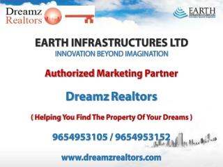 earth iconic gurgaon,call 9654953105,assured vreturn