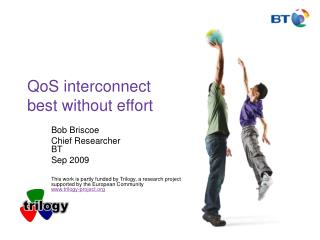 QoS interconnect best without effort