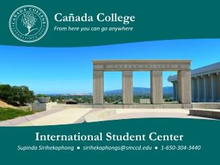 University Outreach Services Presentation