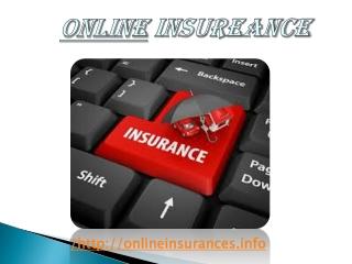 Online Insurances