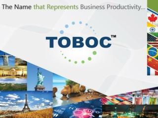 Largest B2B Marketplace and Online Marketing Company – Toboc