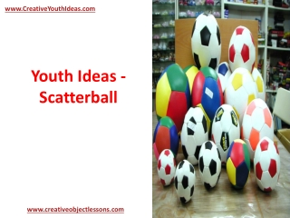 Youth Ideas - Scatterball