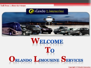 Get All Kinds Of Rental Limousines In Orlando City