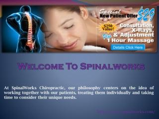 Phoenix Chiropractor-spinalworks.com