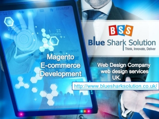Switch on to Magento platform for the best web design servic