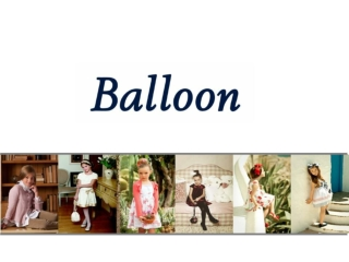 Balloon Franchise Presentation RUSSIAN