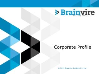 BrainVire Corporate Profile