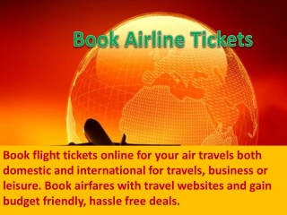 Grab special holiday packages for family or business in Indi