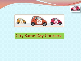 City Same Day Couriers