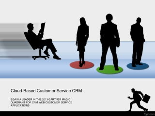 Cloud-Based Customer Service CRM
