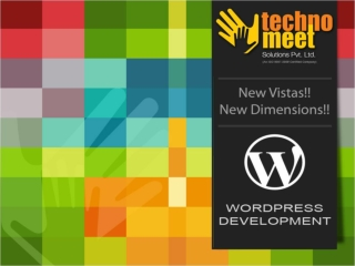 Wordpress Development India, Wordpress Customization, Design