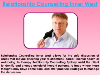 Counselling services Sydney