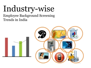 Employee background check trends industry wise