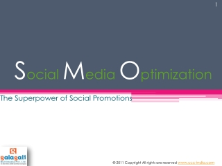 benefits of social media optimization