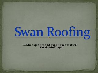 Roofing Contractors Company Plano