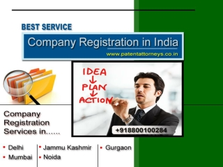 Establishing Your Company In Delhi