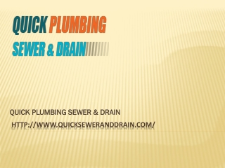 Plumbers Provide 24/7 hour plumbing services in redwood city