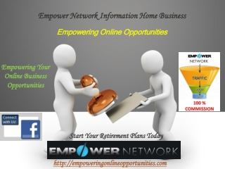 Empower Network Information Home Business_EmpoweringOnline