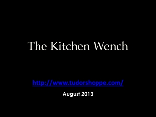 The Kitchen Wench