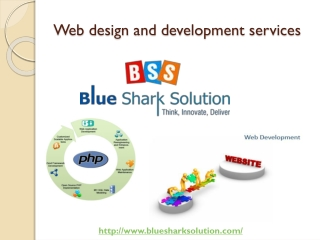 Web design and development services – The big story