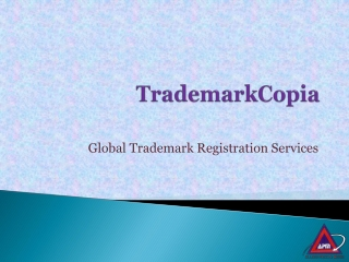 International Trademark Registration Services