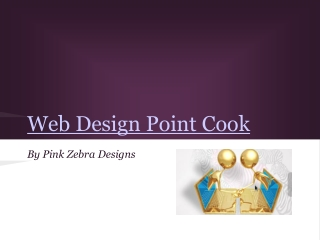 Web Design Point Cook, Victoria