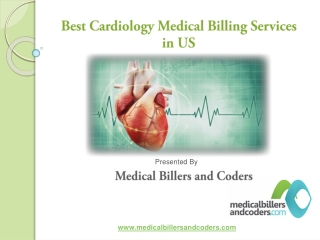 Best Cardiology medical billing services in US