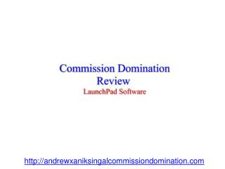 commission domination review