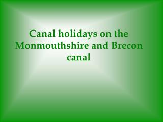 Day boat hire and canal boat holidays UK