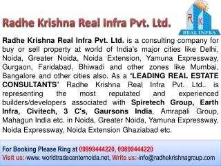 FAQ WTC Noida @ 09899444220 @ Tech Zone