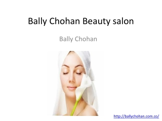 Bally chohan salon