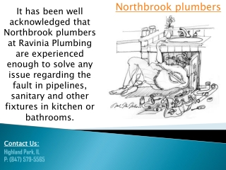 Northbrook plumbers