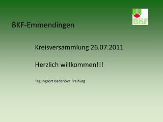 BKF-Emmendingen