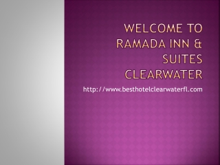 Ramada clearwater beach