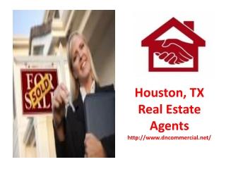 Houston, TX Real Estate Agents