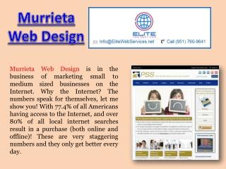 Temecula website Design