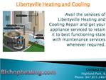 Libertyville Heating and Cooling
