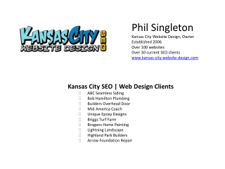 Kansas City SEO® by Kansas City Web Design®