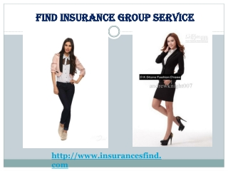 Find Insurance Group Service
