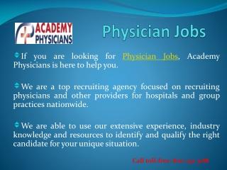 Academy Physicians