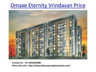 Omaxe Apartments Vrindavan